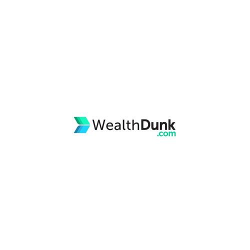 Logo Design for WealthDunk