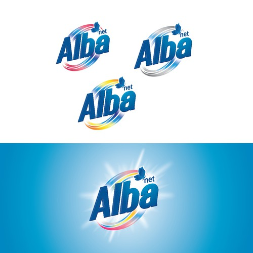 Create a logo for the best future range of cleaning products
