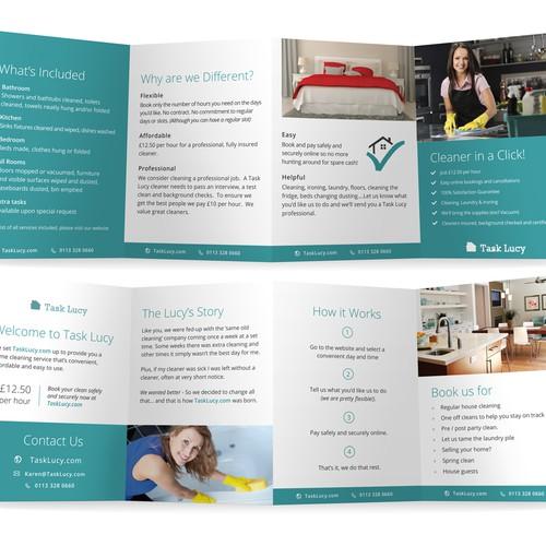 TaskLucy Brochure