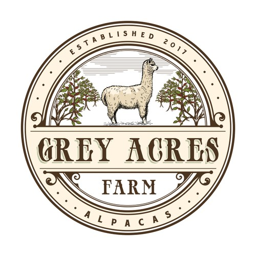 Grey Acres farm alpacas