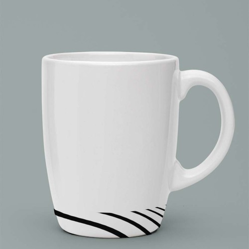 Illustration sur mug