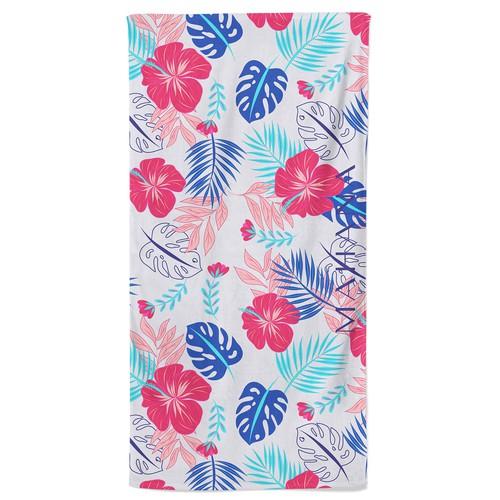 Mahana Towel Design