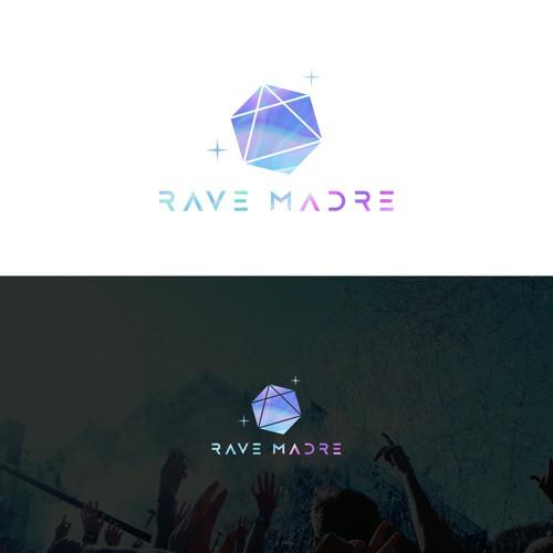 Logo for Rave Madre