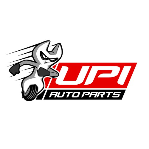 UPI Auto Parts Logo
