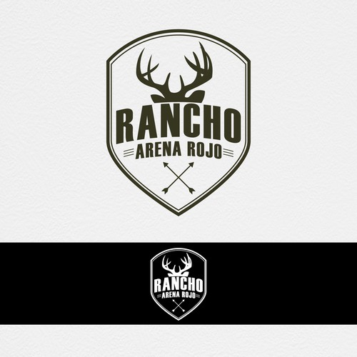 RANCHO arena rojo (sample)