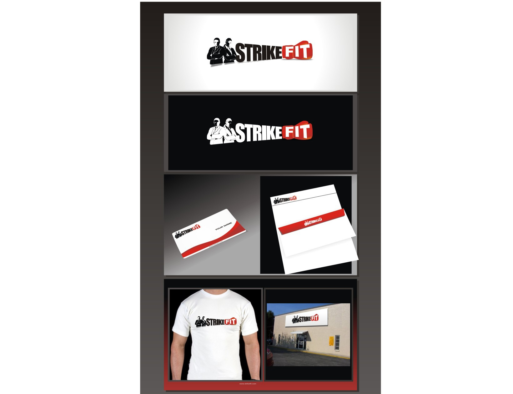 New logo wanted for Strikefit