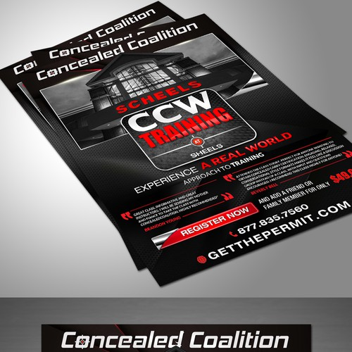 Concealed Flyers