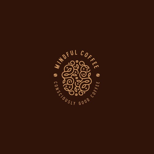 Mindful Coffee Logo