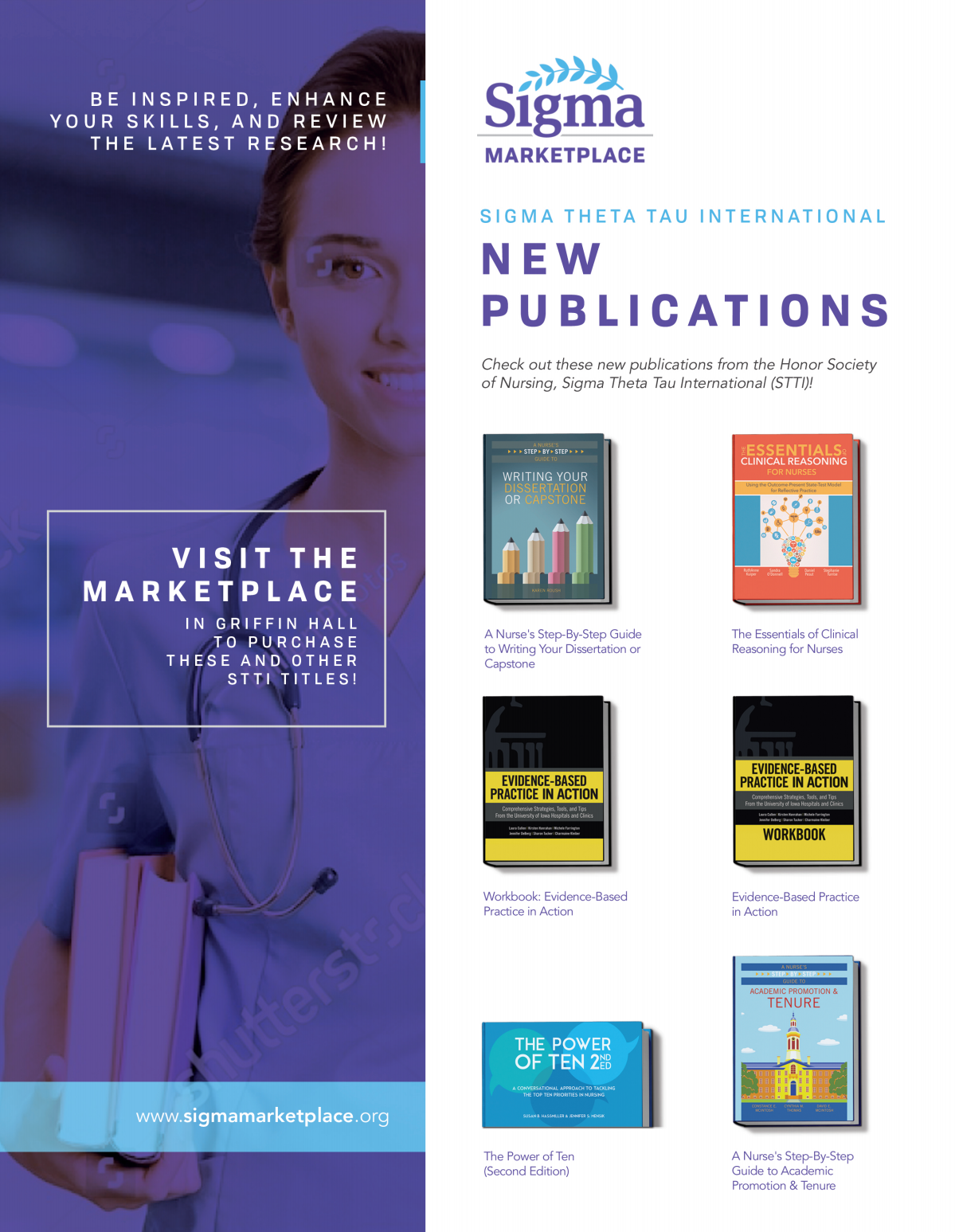 Event Program Book Ads for Sigma Marketplace