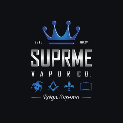 logo design for vapor company