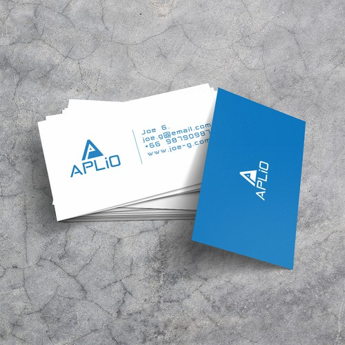 Logo Concept of Aplio