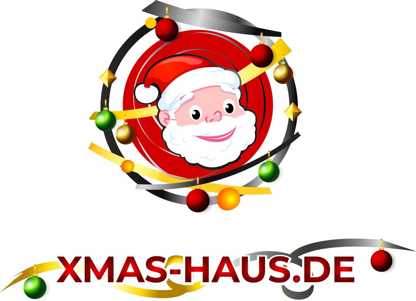 Einzigartig - Gestalten Sie mein Logo für ein XMAS-Haus!