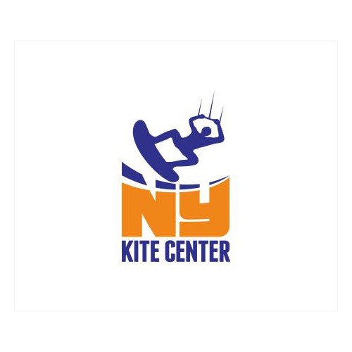 Create the next logo for NY Kite Center