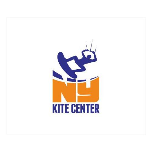 Create the next logo for NY Kite Center