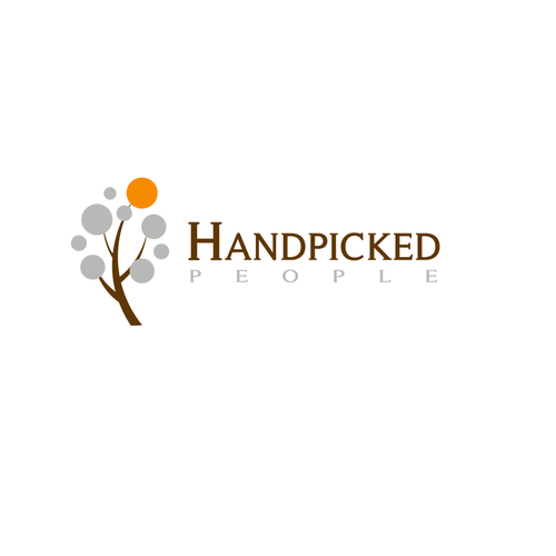 Handpicked People needs a new logo