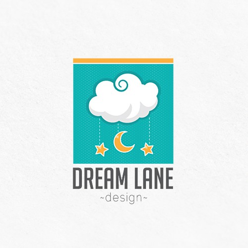Dream Lane Logo Design