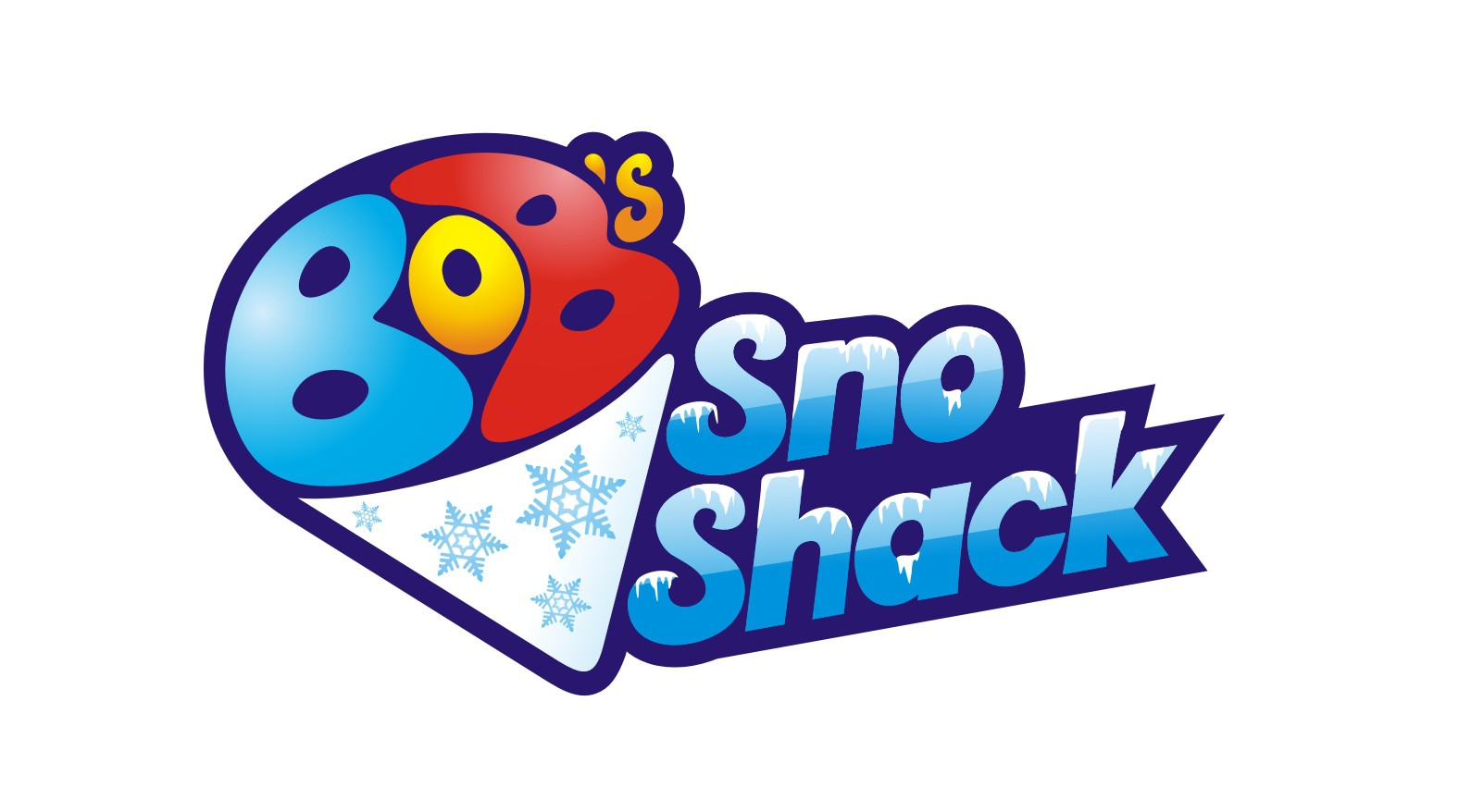 Create a new logo for Bob's Sno Shack