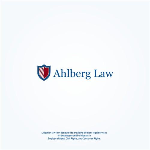Logo For Ahlberg Law