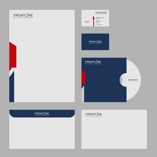 Craft a brand for a start-up political consulting firm