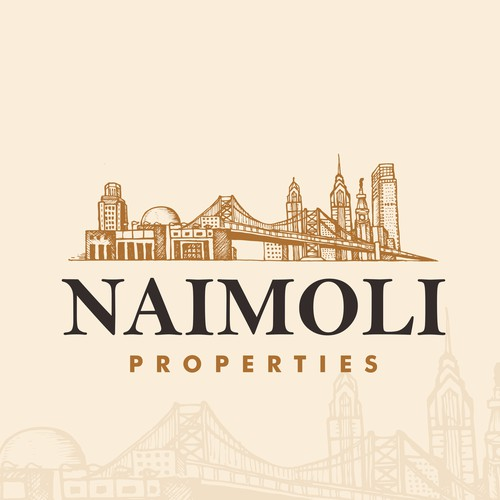 Logo Design for Naimoli Properties