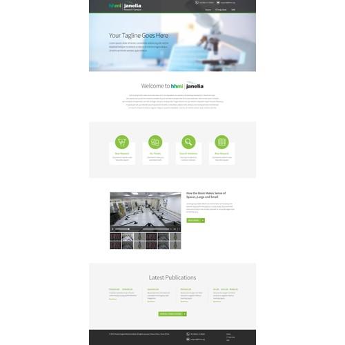 Homepage for hhmi janelia