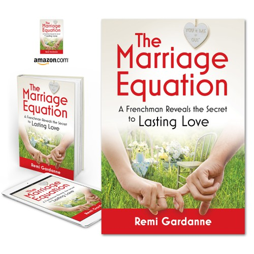 """Book cover for """"The Marriage Equation"""" by Remi Gardanne"""