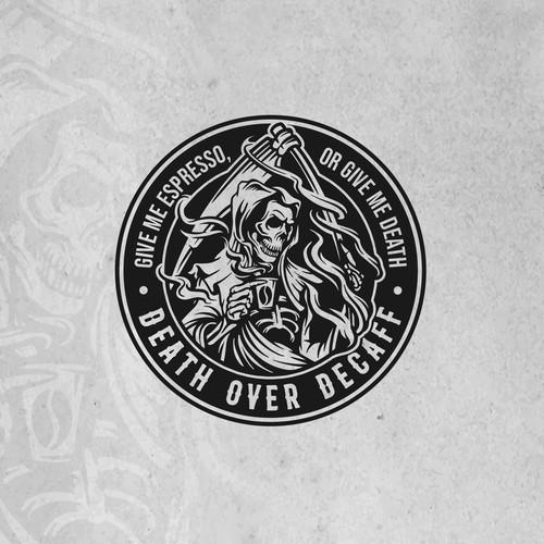 Reaper Espresso Logos