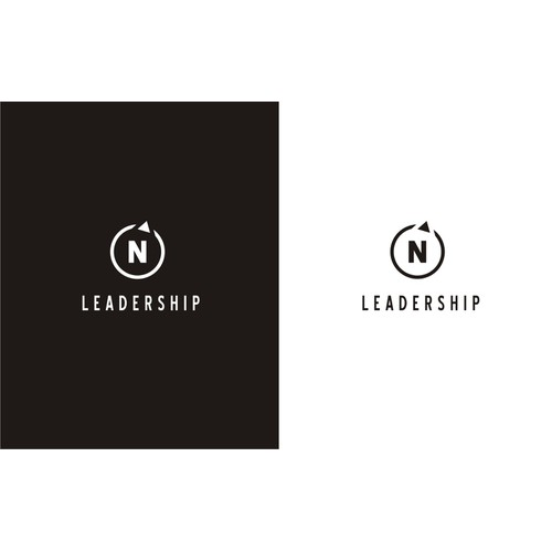 Create the next logo for N Leadership