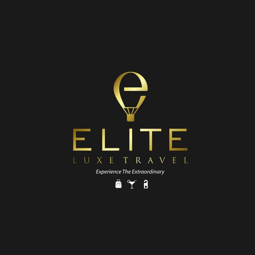 Logo for ELITE LUXE TRAVEL