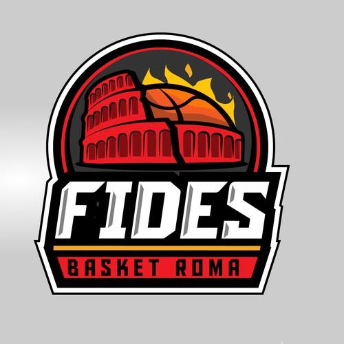 Logo Proposal for a Basketball team
