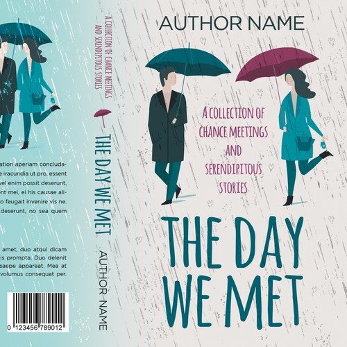 The day we met - Collection of stories about love at first sight