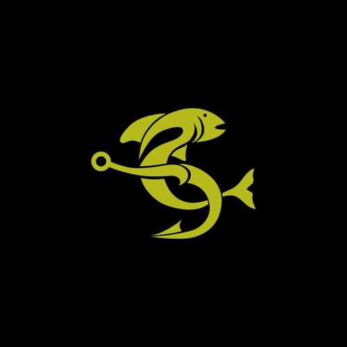 Logo Design for Fishing Bait Company