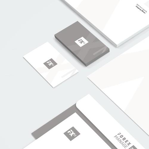 Forex Manage visual identity