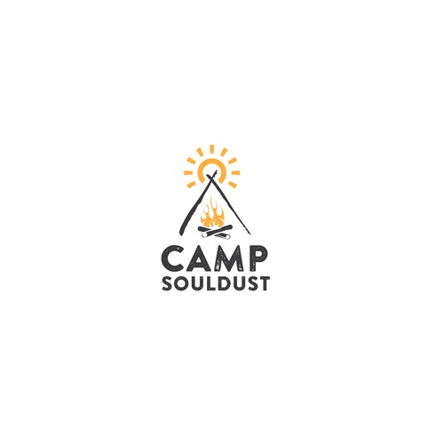 Event logo for Camp Souldust