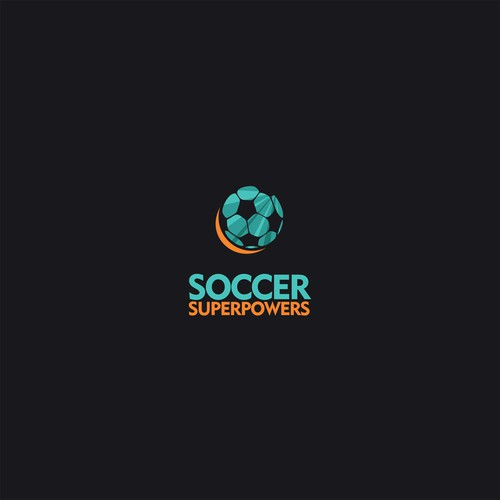 Soccer related logo
