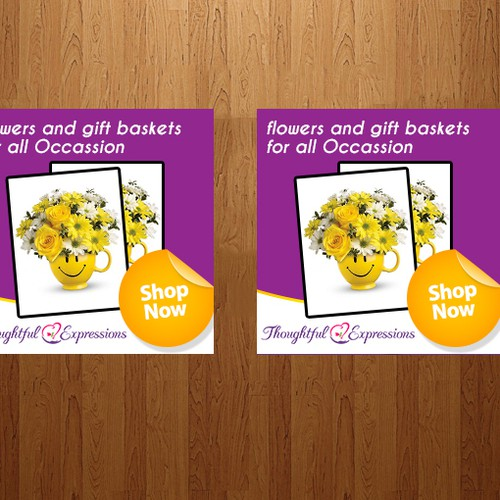Banner Ads for Exciting New Gift Store!