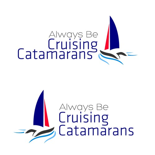 logo for Always Be Cruising Catamarans