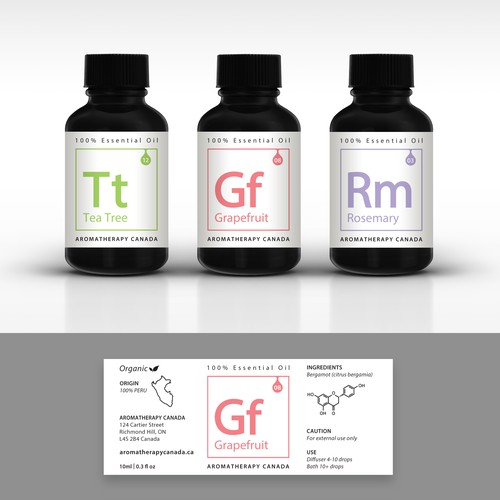 Label design for pharmaceutical company