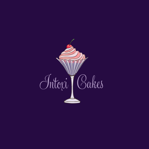 Logo for cakes
