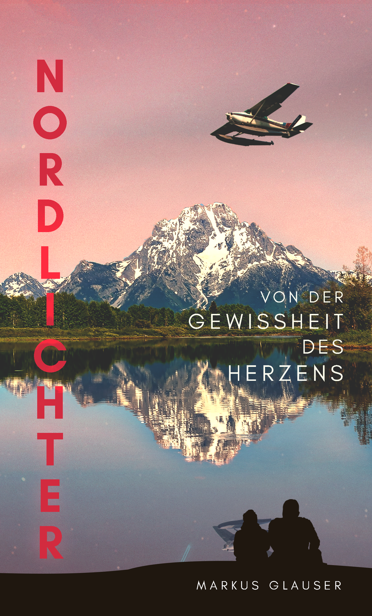 Cover for E-Book an Print / Nordlichter II