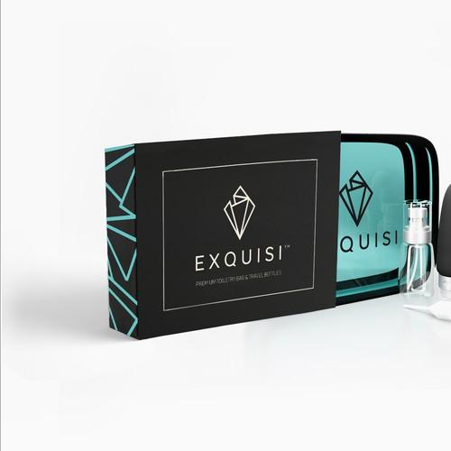 Box design for EXQUISI