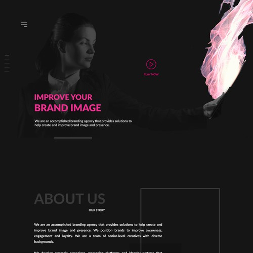 Dark Agency Design