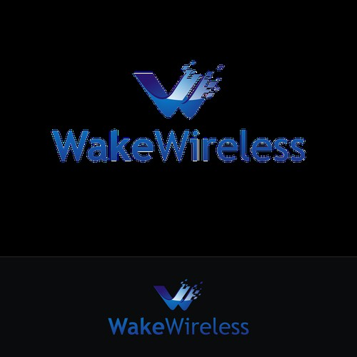 sharp logo for wake wireless