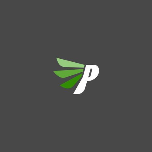 Prairie Badminton logo concept