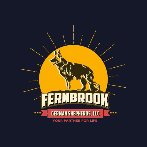 Logo Concept for FERNBROOK