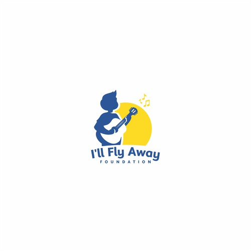 Logo for I'll Fly Away Foundation