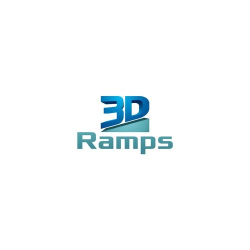 3D Ramps logo