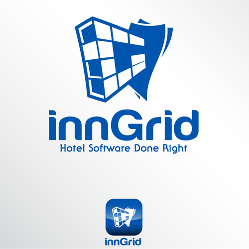 Help innGrid with a new logo