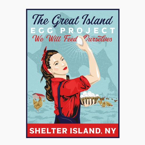 The Great Island Egg Project