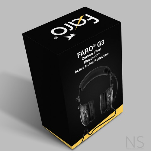 Headsets packaging design
